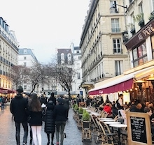 親日大国フランスで変化するマーケット市場