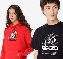 「KENZO」が天猫のラグジュアリーパビリオンに出店