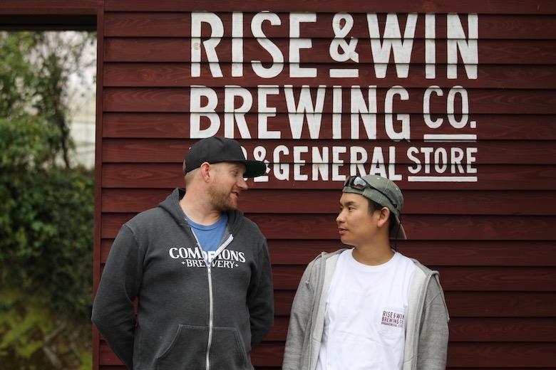 「なぜその事業が必要か」から次の一手を!(RISE & WIN Brewing Co.)