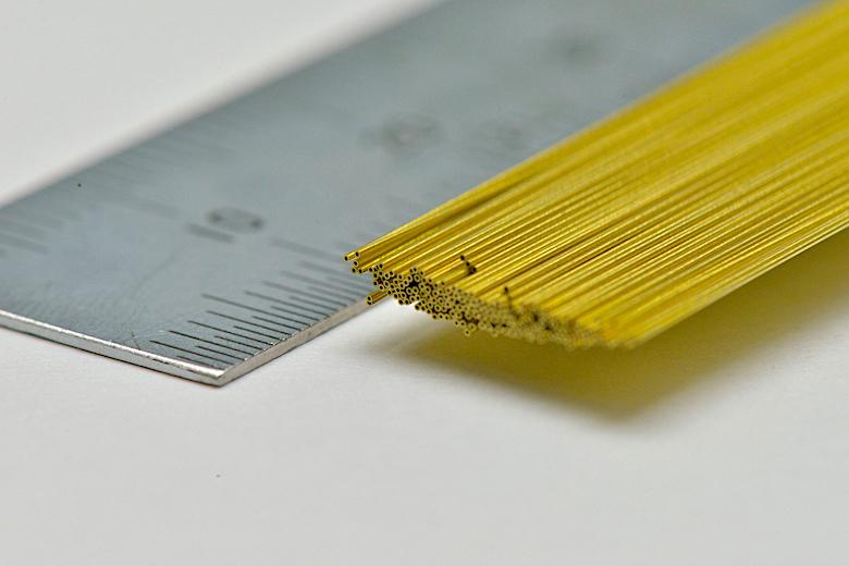 髪より細い金属管が、便利な世の中を支える 日本特殊管製作所